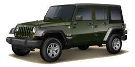 Jeep Wrangler 4WD 4dr Unlimited X