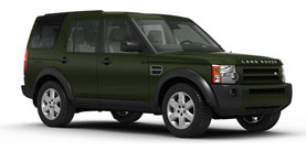 2008 Land Rover LR3