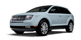 Lincoln Mkx Awd 4dr