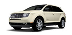 2008 LINCOLN MKX 4D Sport Utility