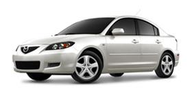 2008 Mazda Mazda3 i 4D Sedan