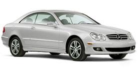 Mercedes-Benz CLK-Class Coupe CLK350