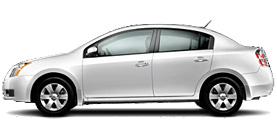 2008 Nissan Sentra 2.0 4D Sedan