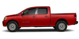 Nissan Titan XE 4D Extended Cab