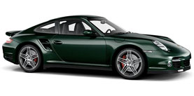 2008 Porsche 911 Turbo 2D Coupe