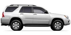 2008 Toyota 4Runner Limited 4D Sport Utility