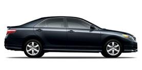 2008 Toyota Camry Hybrid 4D Sedan
