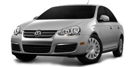 2008 Volkswagen Jetta S 4D Sedan