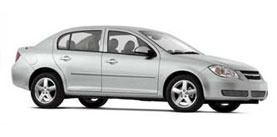 2009 Chevrolet Cobalt LT Sedan 4D