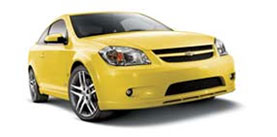 2009 Chevrolet Cobalt SS Coupe 2D