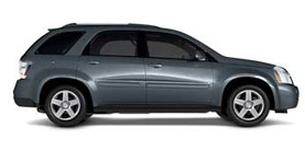 2009 Chevrolet Equinox LT 4D Sport Utility