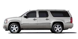 Used 2009 Chevrolet Suburban LT