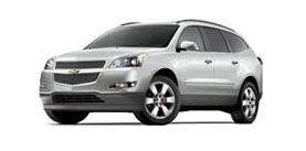 2009 Chevrolet Traverse 2LT 4D Sport Utility