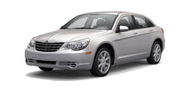 2009 Chrysler Sebring Touring Sedan 4D
