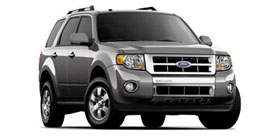 2009 Ford Escape Limited 4D Sport Utility