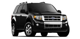 2009 Ford Escape Limited Sport Utility 4D