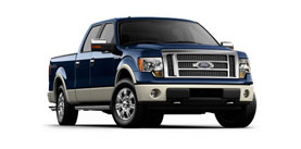 2009 Ford F-150 2WD SuperCrew 145 Lariat
