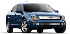 2009 Ford Fusion SE 4D Sedan
