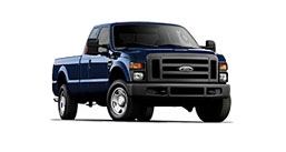 2009 Ford Super Duty F-250 SRW 4WD Crew Cab