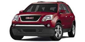 2009 GMC Acadia FWD 4dr