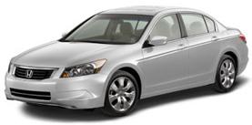 2009 Honda Accord EX 4D Sedan