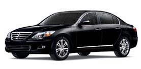 2009 Hyundai Genesis 4.6 4D Sedan