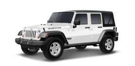 2009 Jeep Wrangler Unlimited Rubicon Sport Utility 4D