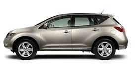 2009 Nissan Murano 4D Sport Utility