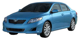 2009 Toyota Corolla 4DR SDN AT