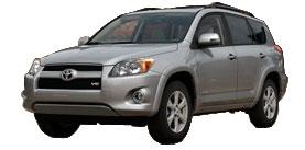 2009 Toyota RAV4 Limited 4D Sport Utility