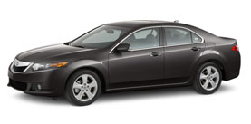 Acura TSX 2.4 L4 Automatic with Technology Package