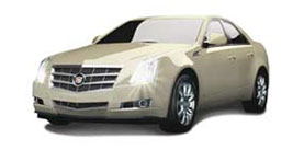 Cadillac Cts Luxury Collection 3.0l Rwd 1sd