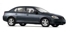 2010 Chevrolet Cobalt LS 4D Sedan