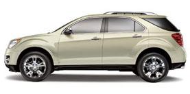2010 Chevrolet Equinox LT 4D Sport Utility