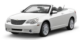 Chrysler Sebring Convertible Limited