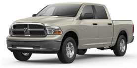 Dodge Ram 1500 Crew Cab SLT Pickup 4D 5 1/2 ft