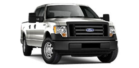 2010 Ford F-150 4D SuperCrew