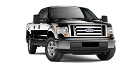 2010 Ford F-150 2WD SUPERCREW 145 XLT