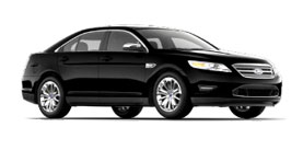 2010 Ford Taurus Limited Sedan 4D