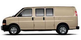 GMC SAVANA CAR