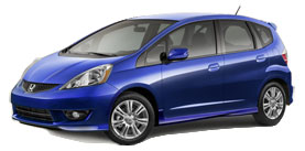 2010 Honda Fit Sport 4D Hatchback