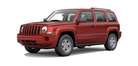 Jeep Patriot 4X2 Fleet Sport