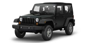 2010 Jeep Wrangler Sport SUV 2D