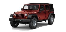 Jeep Wrangler 4 Door 4X4 Unlimited Rubicon