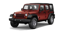 Jeep Wrangler 4 Door 4X4 Unlimited Sport