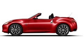 Nissan 370Z Roadster 3.7L Manual Touring