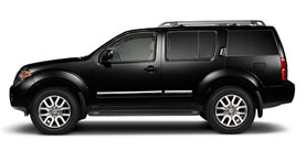 2010 Nissan Pathfinder 2WD 4dr V6 LE