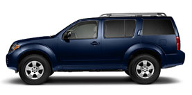 2010 Nissan Pathfinder MP