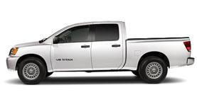 Nissan Titan LE 4D Crew Cab