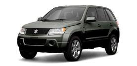 2010 Suzuki Grand Vitara Premium 4D Sport Utility